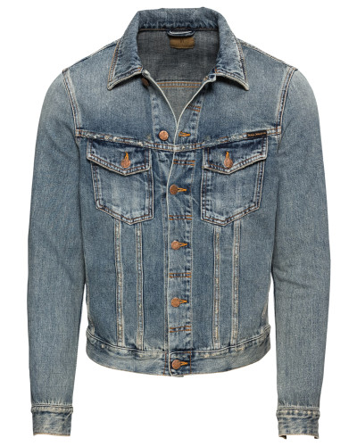 Jeansjacke 'Billy' hellblau