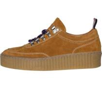 Sneaker 'k1385Elly 1B' goldgelb