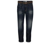Denim 'Trad' Relaxed dunkelblau