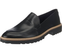 Loafers 'Incise Tailored' schwarz