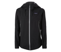 Hardshelljacke 'Cloud Ridge' schwarz