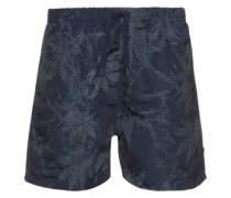 Badeshorts 'onsTOM AOP Swim Shorts MA' navy