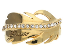 Fingerring Metall Gold Ubr21308 gold