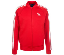 Jacke 'Superstar Track Top' rot
