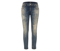 'mika' Reagular Jeans blue denim