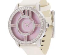 Armbanduhr 'crm044B266A' pink / weiß