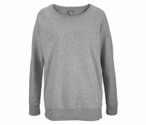 BENCH Sweatshirt Motionless grau