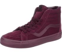 Sneaker 'Sk8-Hi Reissue Zip' bordeaux