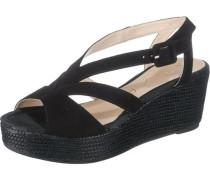 Kenya Sandaletten schwarz