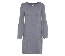 Sweater Dress blau