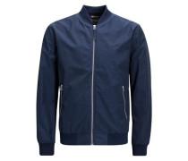 Klassische Jacke nachtblau