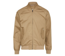 Jacke 'Core Harrington' beige