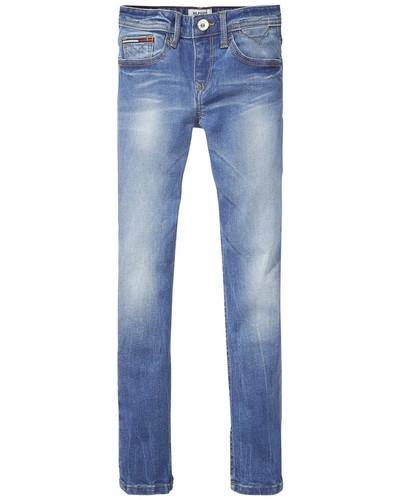 Denim Pants »Naomi Skinny Gmw« blue denim