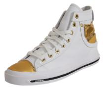 Sneaker 'Explosure IV' gold / weiß