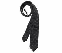 Krawatte schwarz / weiß
