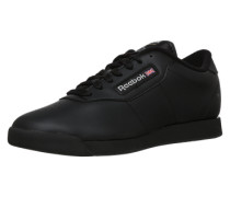 Sneaker Low 'Princess' schwarz