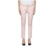 "Hose ""thdw MID Rise Basic Chino 4"" rosa"