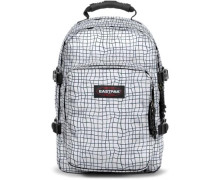 Rucksack 44 cm 'Authentic Collection Provider 17 II' schwarz / weiß