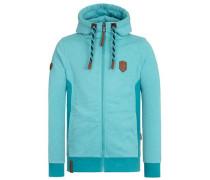 Zipped Jacket 'Birol Jeck V' blau