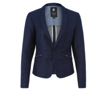 Jeansblazer 'Core Decon' blau