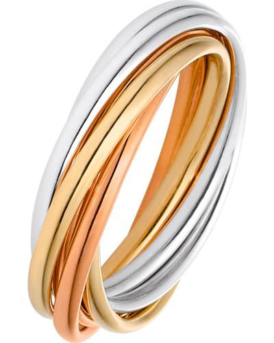 Ring gold / rosegold / silber