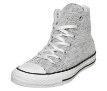 Sneaker 'Ctas Sparkle Knit High' schwarz