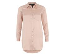 Langärmelige Bluse creme