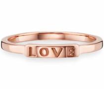 Fingerring 'love together forever C7301R/90/00' rosegold