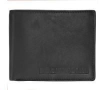 Formal Billfold 8 Geldbörse Leder 125 cm schwarz