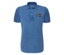 Poloshirt 'Ebaj' blau