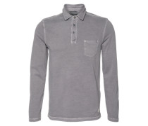 Polo-Shirt grau