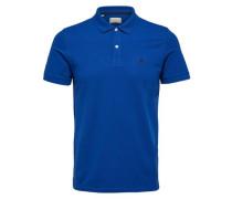 Poloshirt 'SH Daro' blau