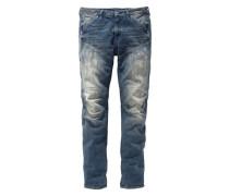 Boyfriend-Jeans »5620 3D Low Boyfriend« blau