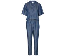 Denim-Still-Overall blue denim