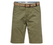 Shorts 'akm288' dunkelgrün