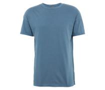 Basic Shirt 'RN Overcutted' himmelblau