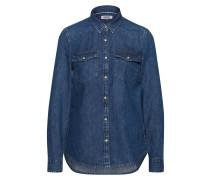 Jeansbluse 'western Denim Shirt'