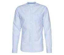 Hemd 'Henry' hellblau / weiß