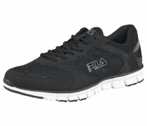 Sneaker 'Comet Run Low' schwarz