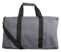 Tasche 'Weekend Bag' rauchgrau / schwarz