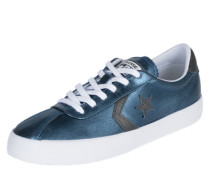 Sneaker 'Breakpoint Metallic Canvas' blau