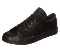 Sneaker 'Court Vantage' schwarz