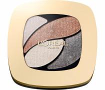 'Lidschatten Color Riche Quad' Lidschatten beige / creme / dunkelbeige / hellbraun
