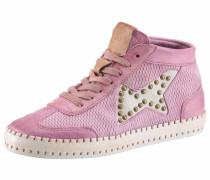 Schnürboots pink
