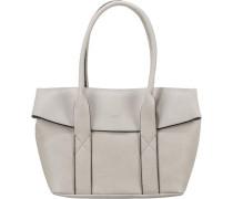 'Leslie' Handtasche beige