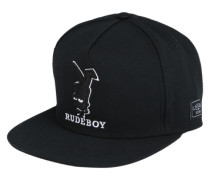 Cap 'Rude' schwarz