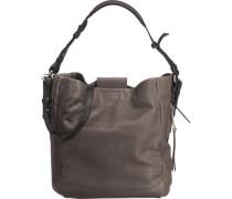 Handtasche 'Eight' braun