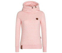 Female Hoody Ralle Rizzo Pimped II pink