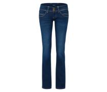 'Venus' Straight Leg Jeans dunkelblau