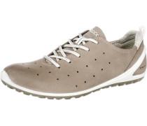 'Biom' Sneakers nude / weiß